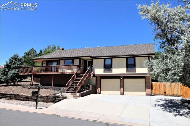 638 S Grey Eagle Circle, Colorado Springs, CO 80919 (#7540090) :: Tommy Daly Home Team