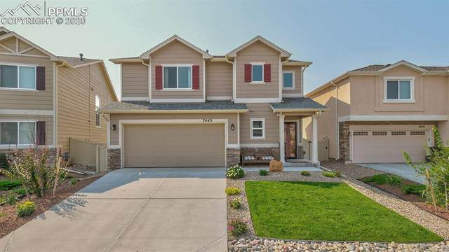 7443 Primavera Lane, Fountain, CO 80817 (#7542317) :: Action Team Realty