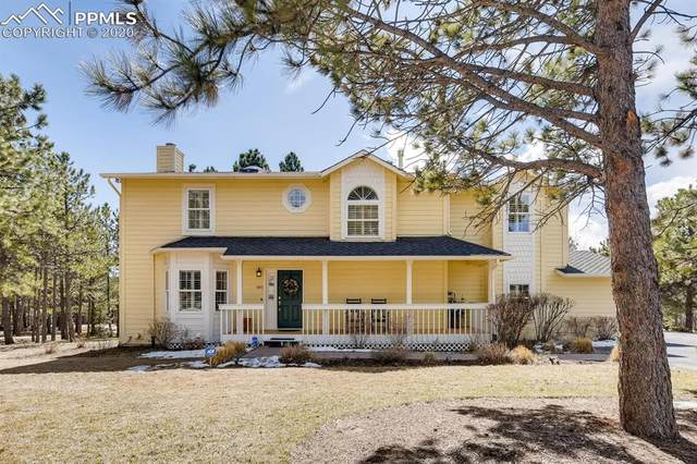 685 Country Drive, Monument, CO 80132 (#7542984) :: Action Team Realty