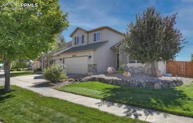 7185 Gardenstone Drive, Colorado Springs, CO 80922 (#7543890) :: The Kibler Group