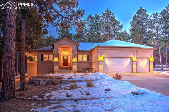 20125 Wissler Ranch Road, Colorado Springs, CO 80908 (#7544836) :: Harling Real Estate