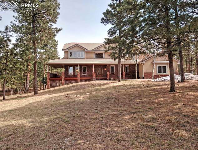 17195 Colonial Park Drive, Monument, CO 80132 (#7544945) :: HomeSmart