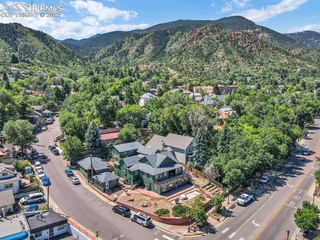 601 Manitou Avenue, Manitou Springs, CO 80829 (#7547160) :: The Artisan Group at Keller Williams Premier Realty