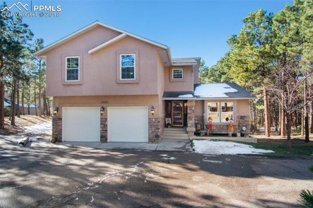 17540 E Caribou Drive, Monument, CO 80132 (#7547371) :: The Hunstiger Team