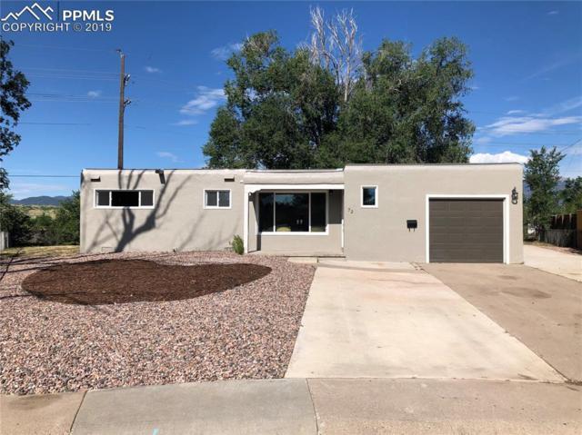 72 Everett Drive, Colorado Springs, CO 80911 (#7549356) :: The Treasure Davis Team
