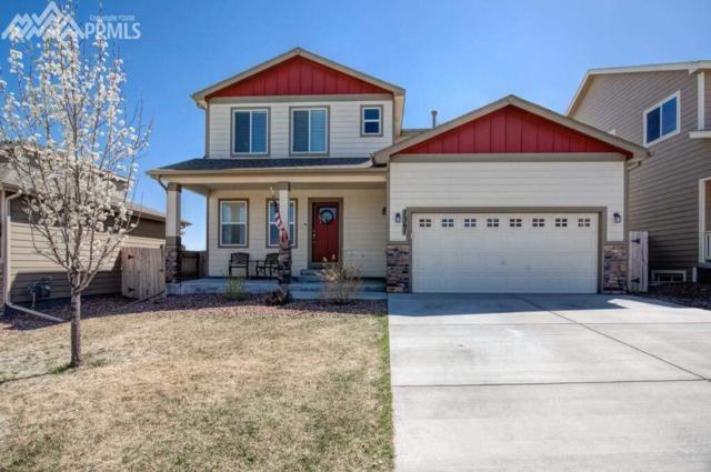 7367 Willow Pines Place, Fountain, CO 80817 (#7553191) :: The Treasure Davis Team
