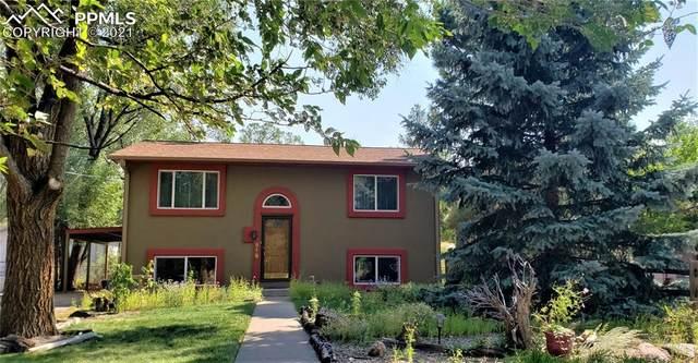 919 N 18th Street, Colorado Springs, CO 80904 (#7555152) :: Finch & Gable Real Estate Co.