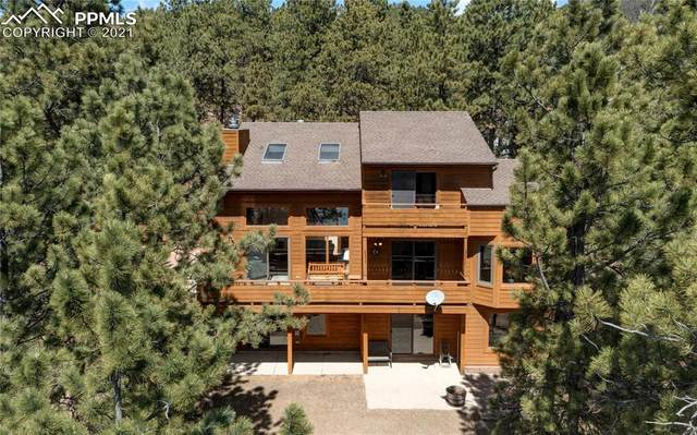 735 Sunrise Circle, Woodland Park, CO 80863 (#7559542) :: The Gold Medal Team with RE/MAX Properties, Inc