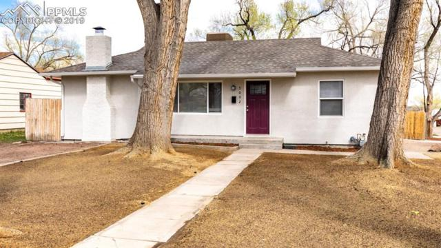3002 4th Avenue, Pueblo, CO 81008 (#7560219) :: Jason Daniels & Associates at RE/MAX Millennium