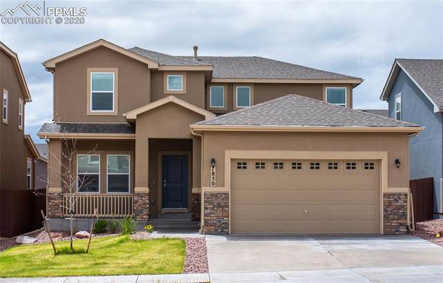 7850 Barraport Drive, Colorado Springs, CO 80908 (#7560957) :: The Harling Team @ Homesmart Realty Group