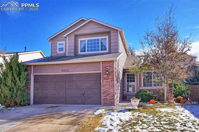 3455 Bareback Drive, Colorado Springs, CO 80922 (#7562660) :: The Kibler Group