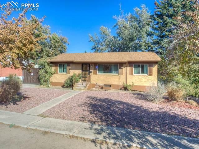 11 S Garo Avenue, Colorado Springs, CO 80910 (#7562799) :: The Kibler Group