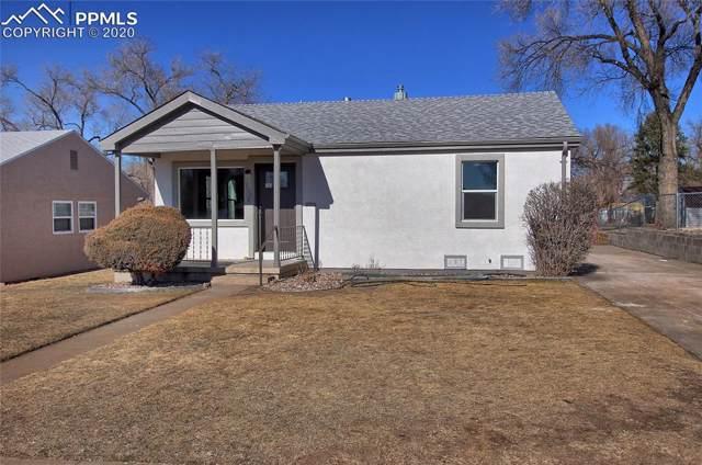 714 E Fountain Boulevard, Colorado Springs, CO 80903 (#7565942) :: 8z Real Estate