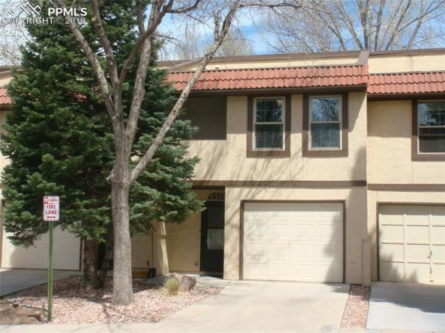 2337 Villa Rosa Drive, Colorado Springs, CO 80904 (#7566861) :: The Hunstiger Team