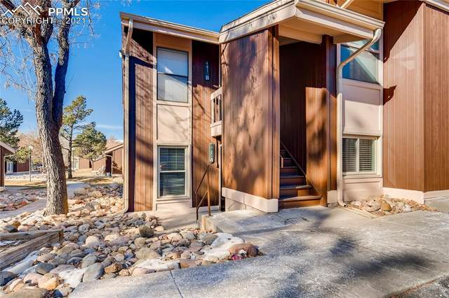 4413 N Carefree Circle A, Colorado Springs, CO 80917 (#7567979) :: The Treasure Davis Team