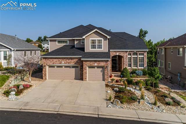 1585 Bent Grass Circle, Castle Rock, CO 80109 (#7569260) :: Action Team Realty