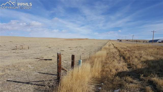 34750 Highway 94 Highway, Yoder, CO 80864 (#7569616) :: The Peak Properties Group
