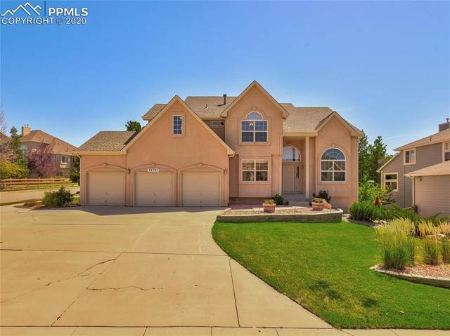 12751 Rockbridge Circle, Colorado Springs, CO 80921 (#7573102) :: Tommy Daly Home Team