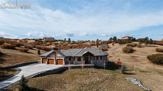 2481 Hawken Drive, Castle Rock, CO 80109 (#7573440) :: CC Signature Group