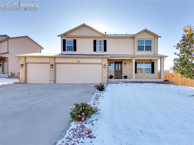 7411 Klipspringer Drive, Colorado Springs, CO 80922 (#7575868) :: Tommy Daly Home Team