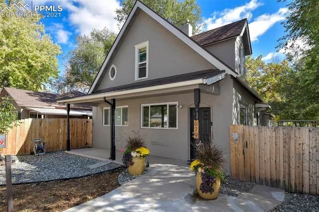 619 Spruce Street, Colorado Springs, CO 80905 (#7576426) :: Simental Homes   The Cutting Edge, Realtors