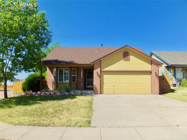 1008 Red Brooke Drive, Colorado Springs, CO 80911 (#7577377) :: The Kibler Group