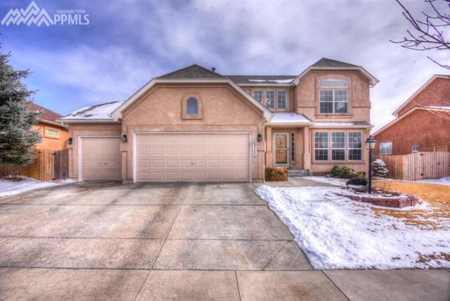 5717 Whiskey River Drive, Colorado Springs, CO 80923 (#7580390) :: The Hunstiger Team