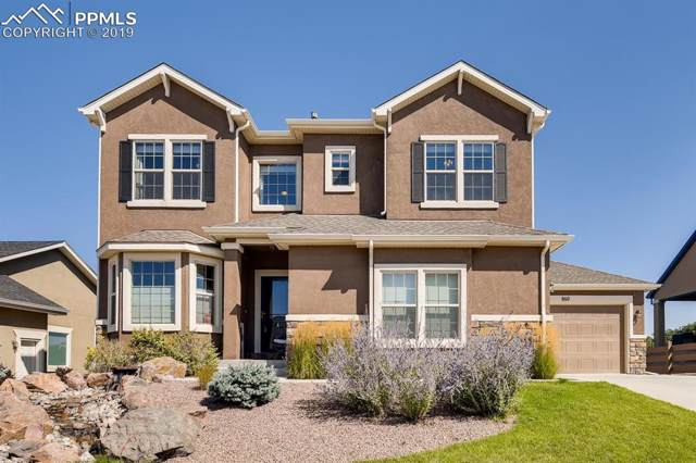 860 Black Arrow Drive, Colorado Springs, CO 80921 (#7581489) :: The Daniels Team