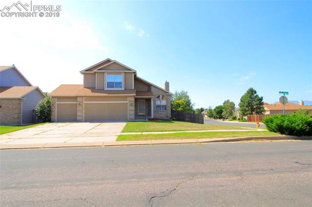 3805 Pony Tracks Drive, Colorado Springs, CO 80922 (#7582255) :: CC Signature Group