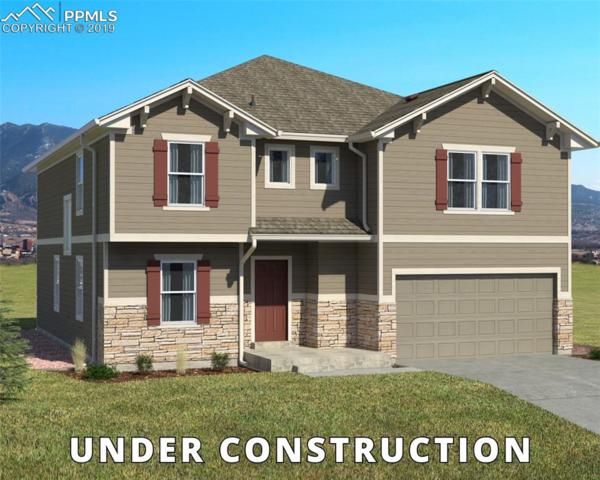 4250 Prairie Agate Drive, Colorado Springs, CO 80938 (#7582364) :: The Kibler Group