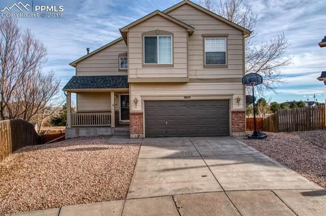 2625 Tibburn Way, Colorado Springs, CO 80922 (#7582951) :: The Kibler Group