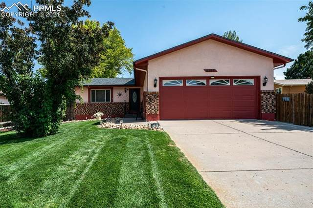 4314 Blueflax Drive, Pueblo, CO 81001 (#7583968) :: Tommy Daly Home Team