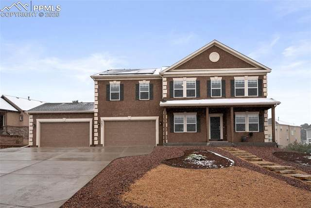 19631 Still River Court, Monument, CO 80132 (#7584423) :: The Treasure Davis Team