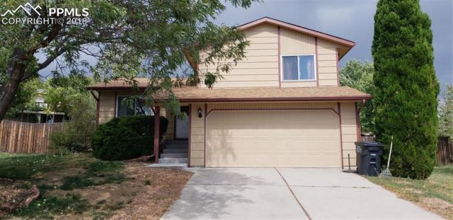 3810 Rosemere Street, Colorado Springs, CO 80906 (#7591858) :: Jason Daniels & Associates at RE/MAX Millennium