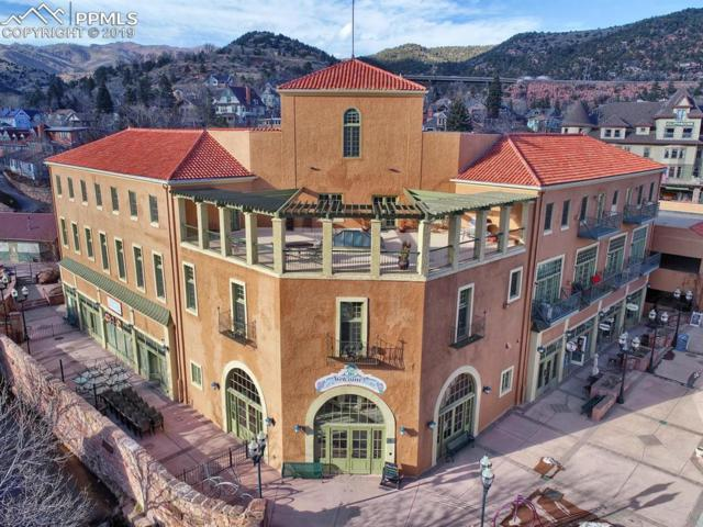 934 Manitou Avenue #205, Manitou Springs, CO 80829 (#7592289) :: The Treasure Davis Team