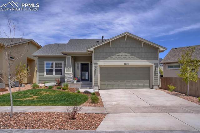 4228 Notch Trail, Colorado Springs, CO 80924 (#7593614) :: Finch & Gable Real Estate Co.