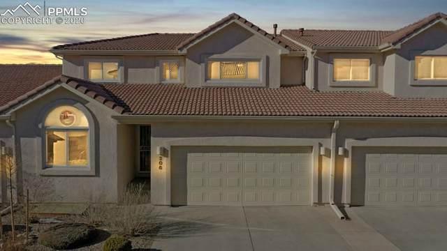 206 Luxury Lane, Colorado Springs, CO 80921 (#7594303) :: The Daniels Team