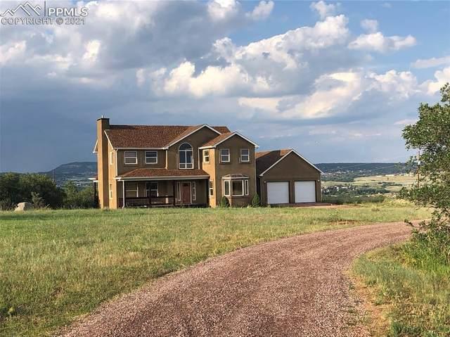 3490 Doolittle Road, Monument, CO 80132 (#7594750) :: Simental Homes | The Cutting Edge, Realtors