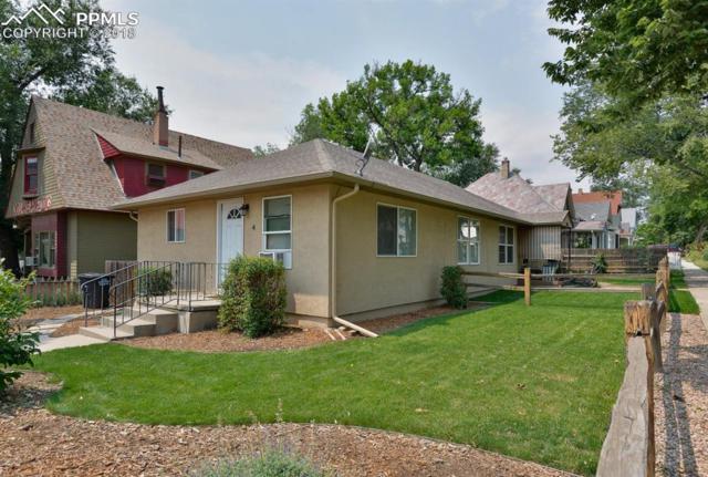 4 S 21st Street, Colorado Springs, CO 80904 (#7595143) :: Jason Daniels & Associates at RE/MAX Millennium