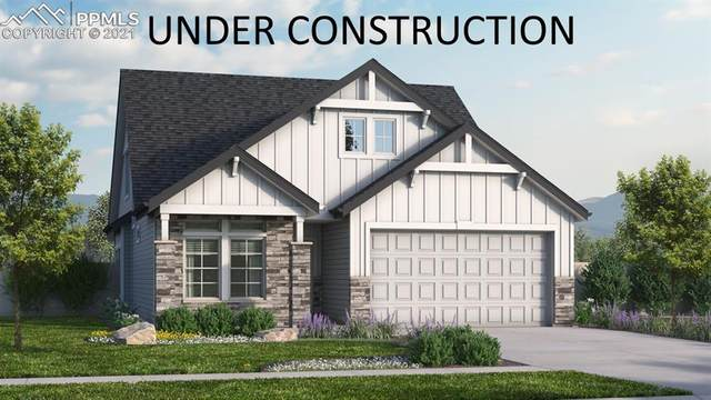 6385 Lythmore Grove, Colorado Springs, CO 80927 (#7595363) :: The Dixon Group