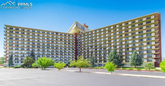 411 Lakewood Circle A-306, Colorado Springs, CO 80910 (#7595666) :: CC Signature Group