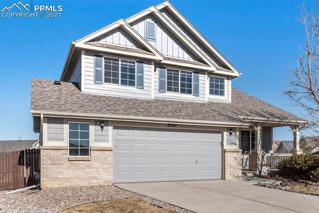 8307 Shadow Run Lane, Fountain, CO 80817 (#7596294) :: Tommy Daly Home Team