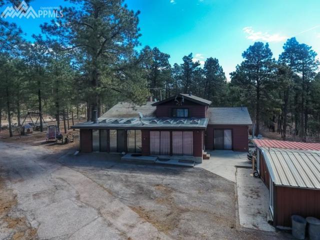 4675 Ford Drive, Colorado Springs, CO 80908 (#7596806) :: The Hunstiger Team