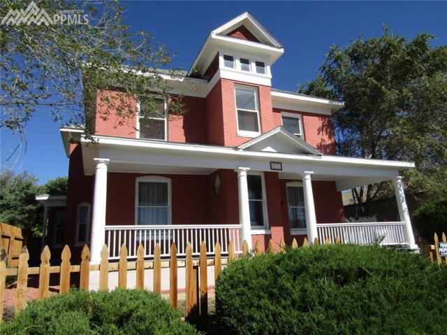 411 W 8th Street, Pueblo, CO 81003 (#7597122) :: RE/MAX Advantage