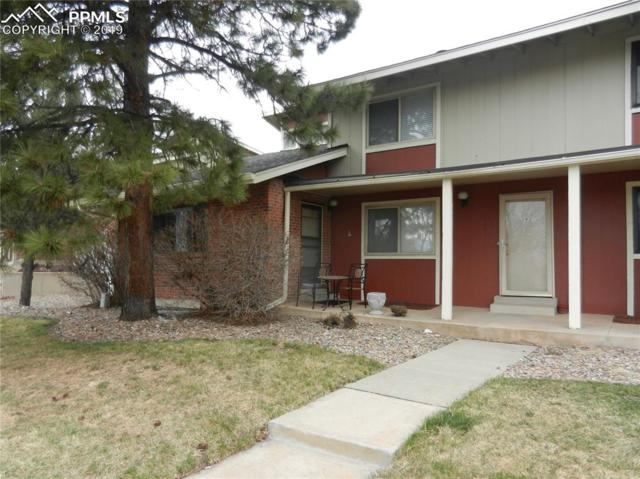 392 W Rockrimmon Boulevard A, Colorado Springs, CO 80919 (#7597414) :: The Hunstiger Team