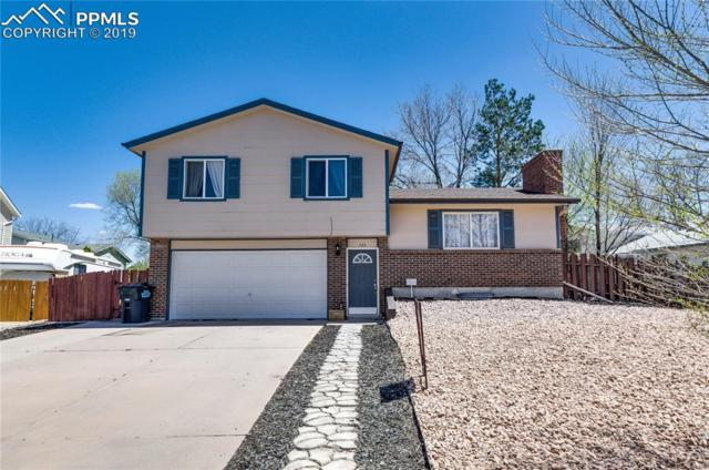 735 Hoosier Drive, Colorado Springs, CO 80916 (#7597434) :: The Daniels Team