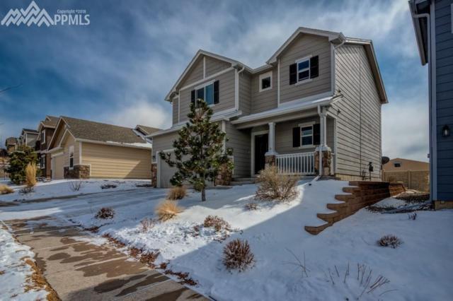 3794 Swainson Drive, Colorado Springs, CO 80922 (#7598030) :: Jason Daniels & Associates at RE/MAX Millennium