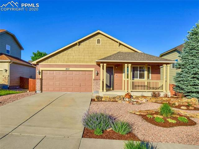 1812 Dewhirst Drive, Colorado Springs, CO 80951 (#7598638) :: Tommy Daly Home Team