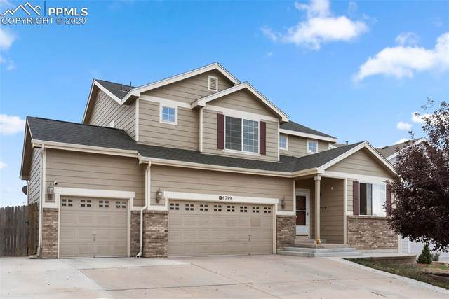 6759 Ancestra Drive, Fountain, CO 80817 (#7602761) :: Tommy Daly Home Team