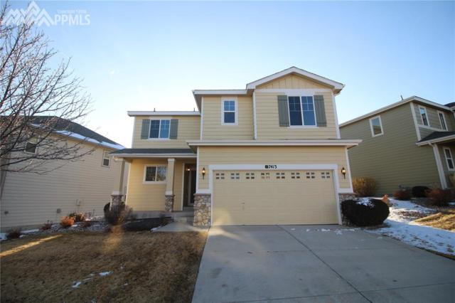 7413 Forest Falcon View, Colorado Springs, CO 80922 (#7604242) :: The Hunstiger Team